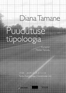 Diana Tamane poster