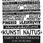 Graafika Festival plakat