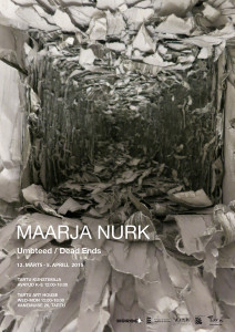 Maarja Nurk plakat väike