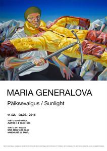 Maria Generalova ´´Päiksevalgus´´