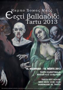 Moss_Eesti ballaadid Tartu 2013