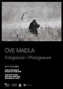 Ove Maidla poster